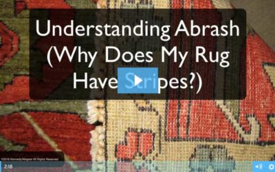 Understanding Abrash in Your Rugs