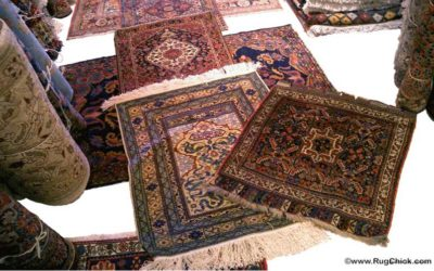 Buying rugs. (Tips for the nervous rug shopper.)