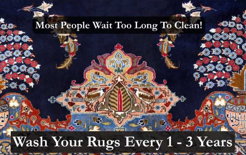 How Do I Vacuum My Wool Rug