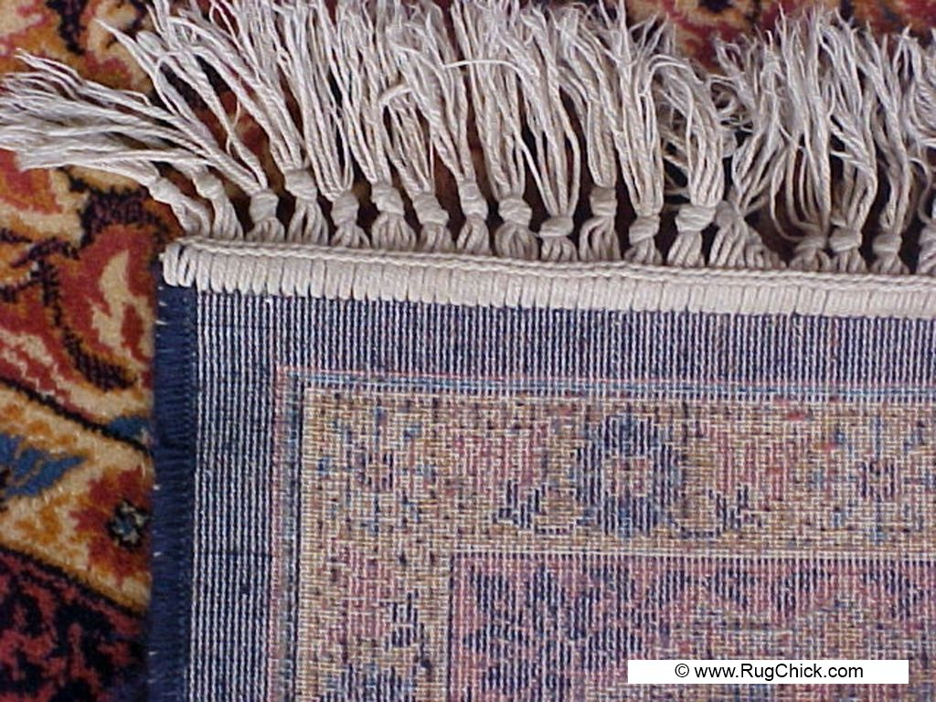 Machine Woven rug