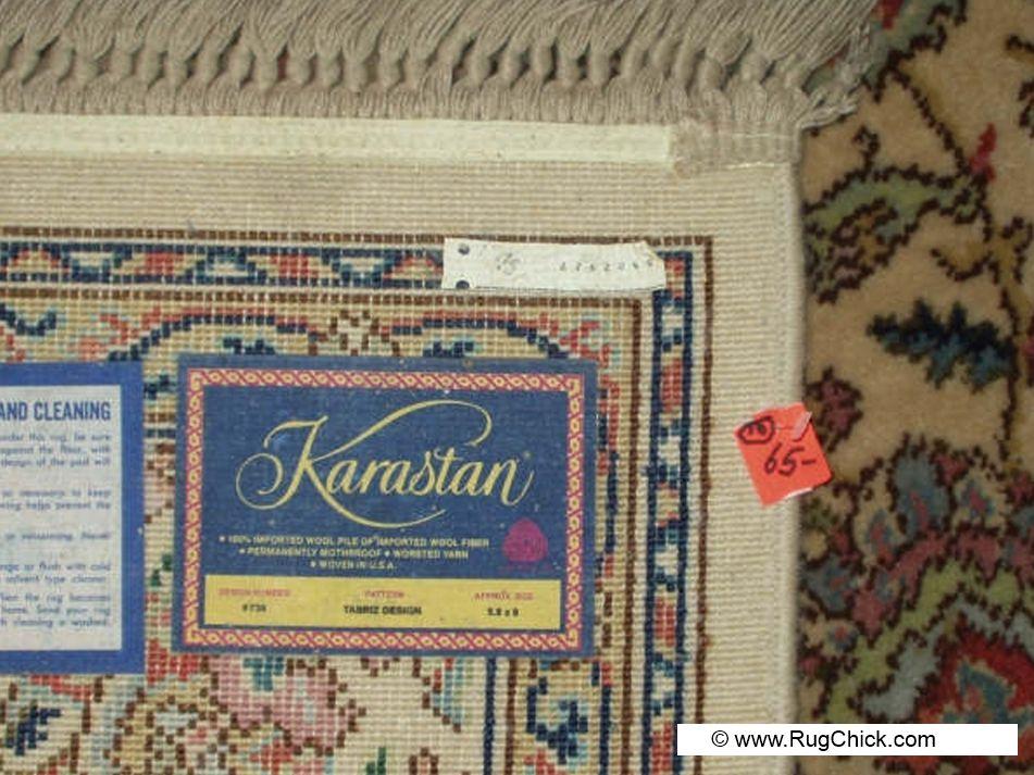 Karastan Machine Woven Rug