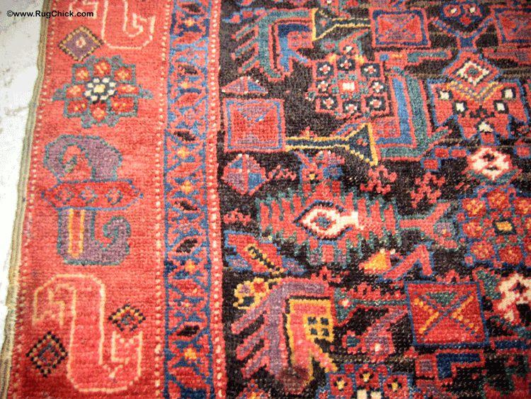 NW Persian Rug
