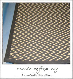 Paper and wool blend rug by Merida. Wide selection of different products at www.meridahome.com