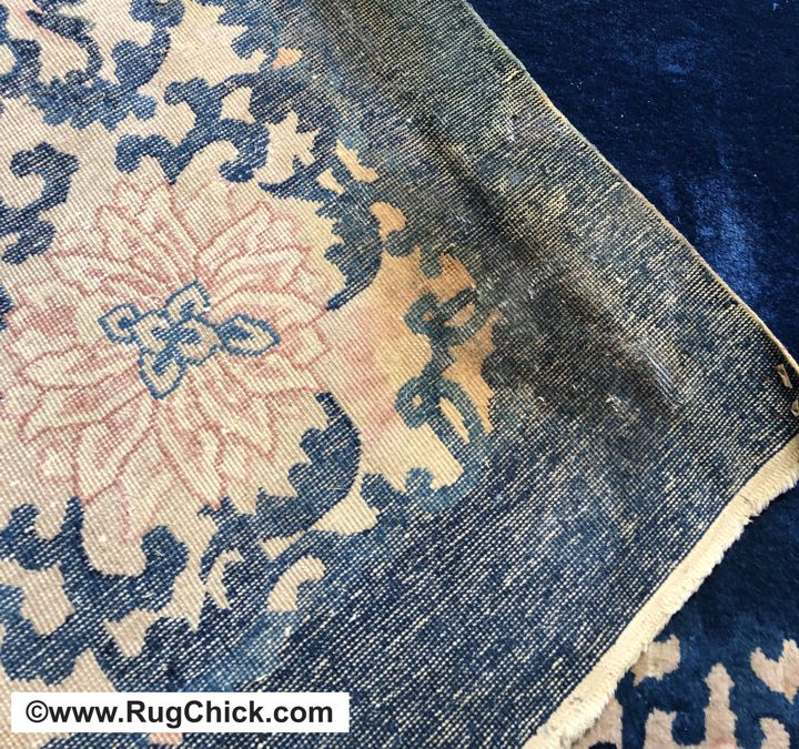 03-PET-pet urine causing mold on back of rug 720