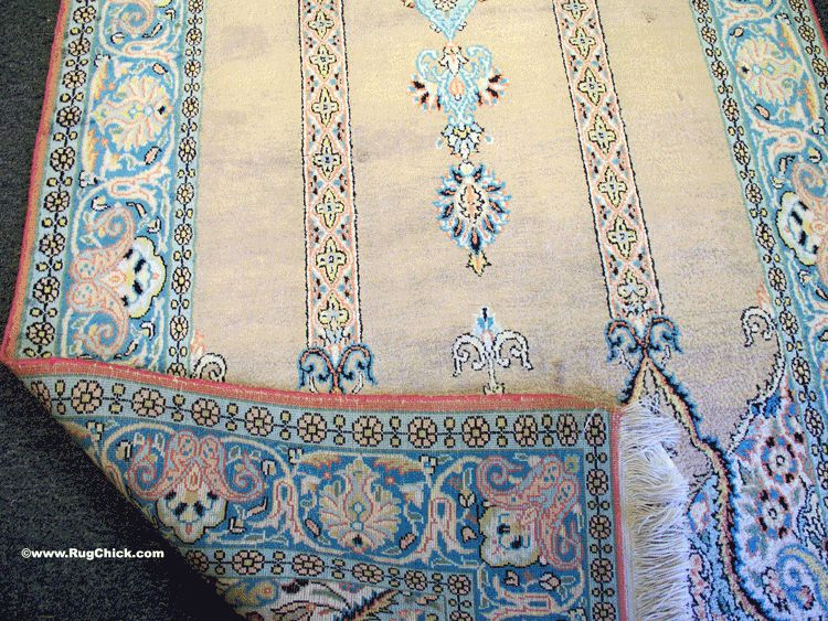 Turkish Art Silk (after wash)